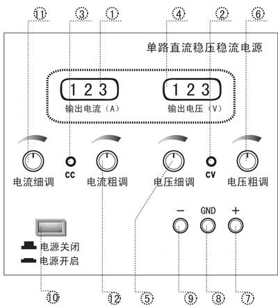 2,预稳压电路:采用继电器元件或可控硅元件对输入的交流或直流电压